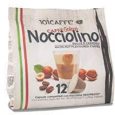 كبسولات قهوة بنكهة البندق  من 101CAFFE